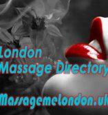 London free massage ads